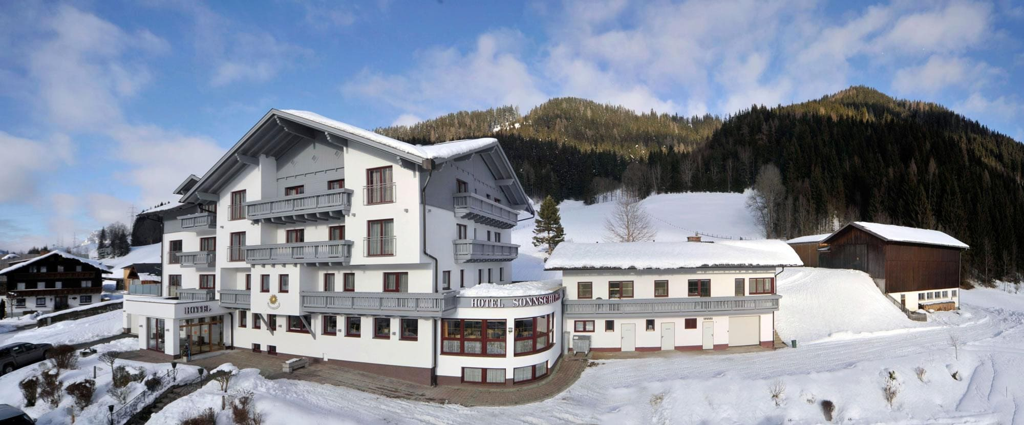 Schladming Hotel Sonnschupfer | Good value 3 star Superior Hotel in the Schladming-Dachstein area -> perfect for your winter holiday in Austria