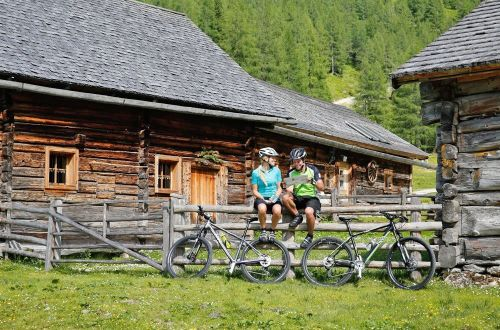 Mountainbike tour in the Schladming-Dachstein area